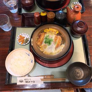 豆腐かつ煮