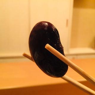 北海道産紫花豆