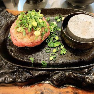 極味 ハンバーグステーキ(極味や 福岡パルコ店 )