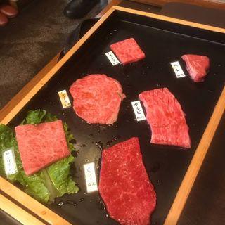 焼肉(海南亭 鶴橋店 (かいなんてい))