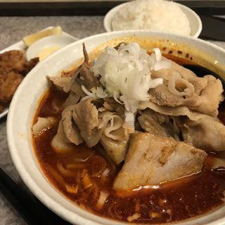 噴火麺(関目団長)