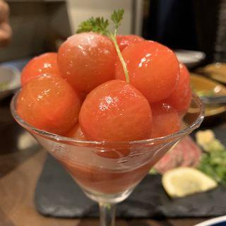 トマトの宝石箱(カフェ ダイニング ウワサノ ムウ (Cafe dining uwasano Muu))