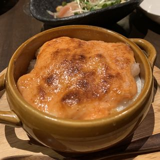 明太ポテト(カフェ ダイニング ウワサノ ムウ (Cafe dining uwasano Muu))