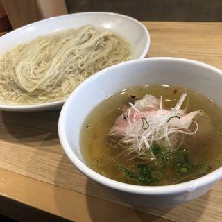 塩つけ麺(らーめん MAIKAGURA)