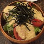 納豆サラダ M