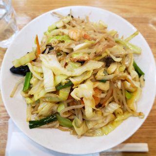 はかた皿うどん(中華食堂 toneri)