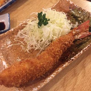 エビフライ(まるは食堂旅館 南知多豊浜本店 (まるはしょくどうりょかん))