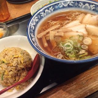 チャーシュー麺(中華 はせ川 金山店 (はせがわ))
