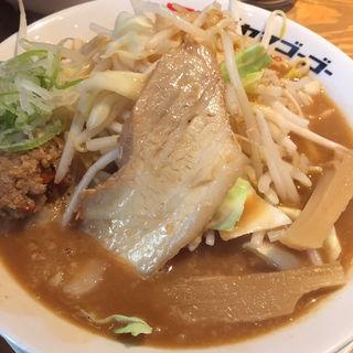 味噌二郎ラーメン(フジヤマ55  金シャチ横丁店)