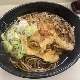 天ぷらそば 大盛り(長寿庵 )