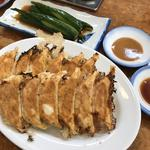 餃子+きゅうりのマル漬け