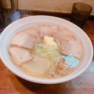 肉そば塩(支那そばやっちゃんち)