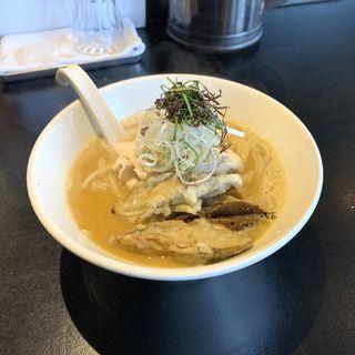 帆立鶏白湯(雨は、やさしく No.2)