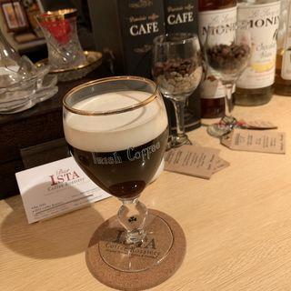 アイリッシュコーヒー(バール イスタ (Bar ISTA))