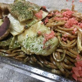 焼そば(豚・イカ・野菜入り)
