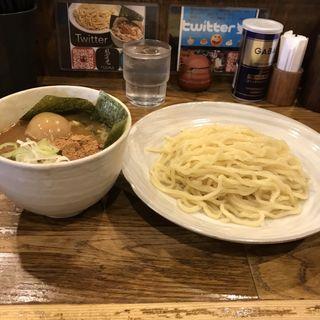 つけ麺特製 +味玉(風雲児 (ふううんじ))