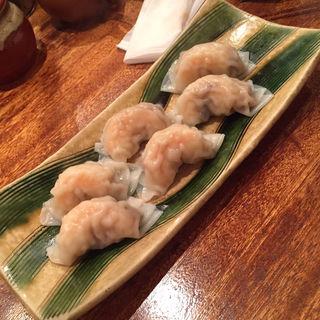 明蝦餃子(海老水餃子)(餃子坊 豚八戒)