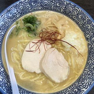 鶏白湯ラーメン(なべすけ )