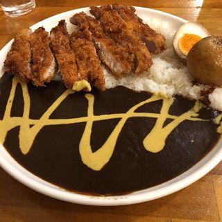 カツカレー(ロダン (【旧店名】カレー堂))