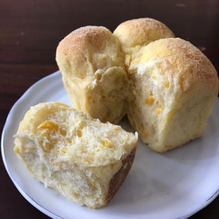 スイートコーンのちぎりパン(プルミエ サンジェルマン 中野店 (PREMIER SAINT-GERMAIN))