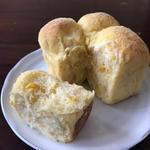 スイートコーンのちぎりパン