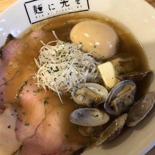 味玉パンク(麺に光を)