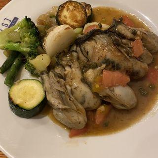 牡蠣のソテー(レストラン・サカキ (RESTAURANT SAKAKI))