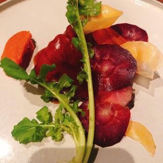 オーストラリア産牛ランプ肉のロースト