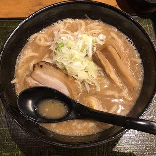 魚介豚骨ラーメン(麺匠 竹虎 (めんしょう たけとら))