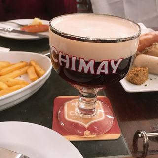 シメイビール(ベルジアンブラッスリーコート バレル (Belgian Brasserie Court BARREL【旧店名】ベルジアンビア・カフェ バレル))