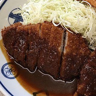 Cランチ(かつ+チキンかつ)(美濃屋 )