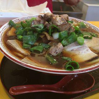 チャーシュー麺 中