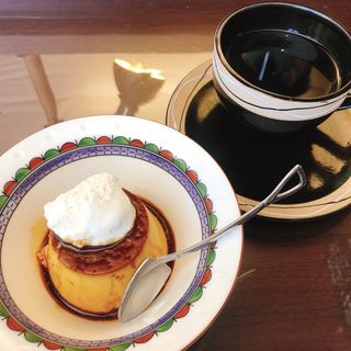 プリン(poroki coffee)