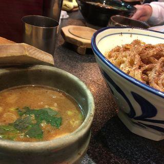 (烈志笑魚油 麺香房 三く)