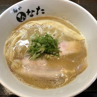 鶏豚らーめん(麺や ひなた)