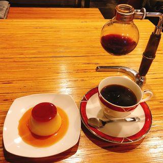 絆のプリン(絆珈琲店)