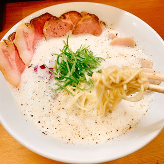 肉塩(肉増し)(Ramen 辻)