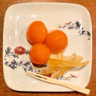 金柑の甘露煮 パール柑ピール