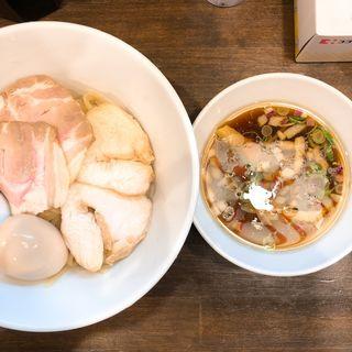 特製つけ麺(わら屋)