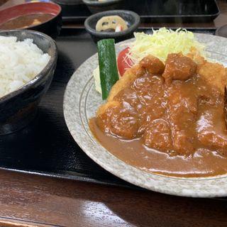 ロースとんかつ定食(とんかつ本田 )