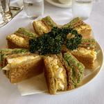 野菜タマゴサンド