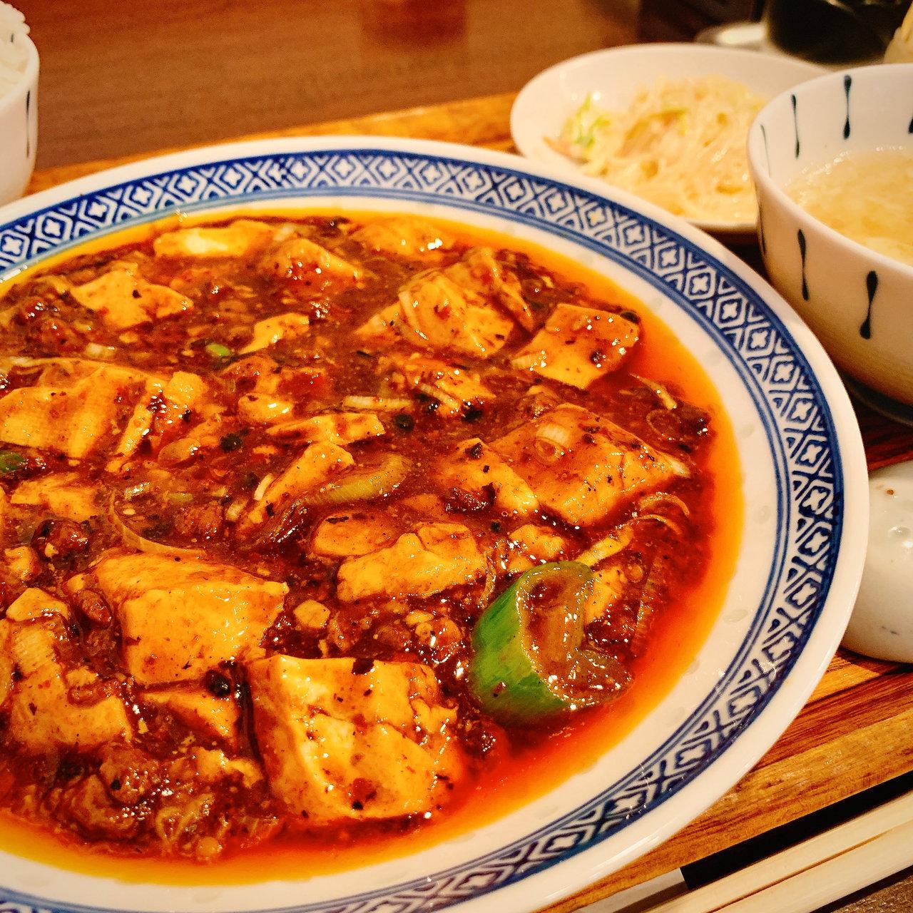 豆腐 美味しい マーボー