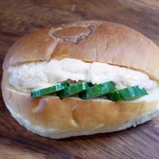 明太ポテト(大平製パン )
