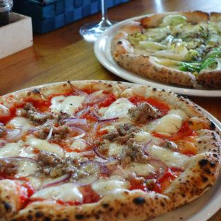 ピッツァランチ(Pizzeria Grande(ピッツェリア・グランデ))