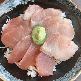 二色丼(まぐろや 柳橋 )