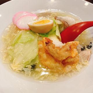 A定食(揚子江ラーメン 総本店 (ようすこう))