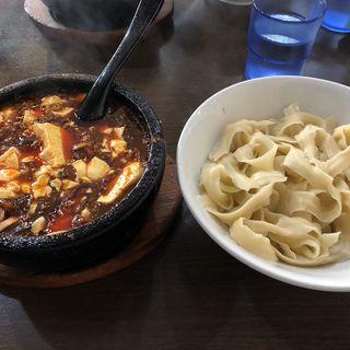 麻婆豆腐刀削麺(味覚 二号店 )