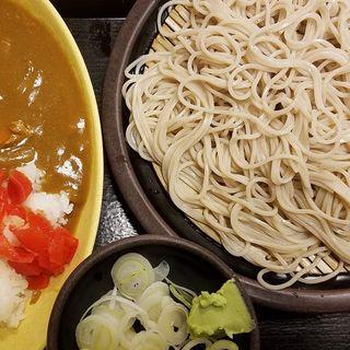 カレーセット(ゆで太郎 六番町店 (ゆでたろう))