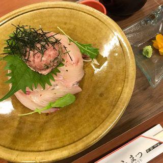 海鮮丼 ひらまさ、ネギトロ(ひらまつ食堂 )
