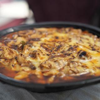 麻婆豆腐カレー炙りチーズ(黒龍天神樓 (コクリュウテンジンロウ))